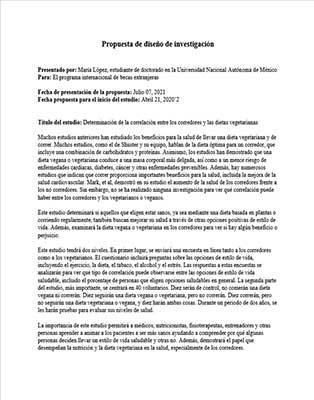 Diseño de la propuesta de investigación  | Plantillas descarga gratis - archivo PDF 4 | Estudia Gratis - Sitio Web Oficial - becas.org.es