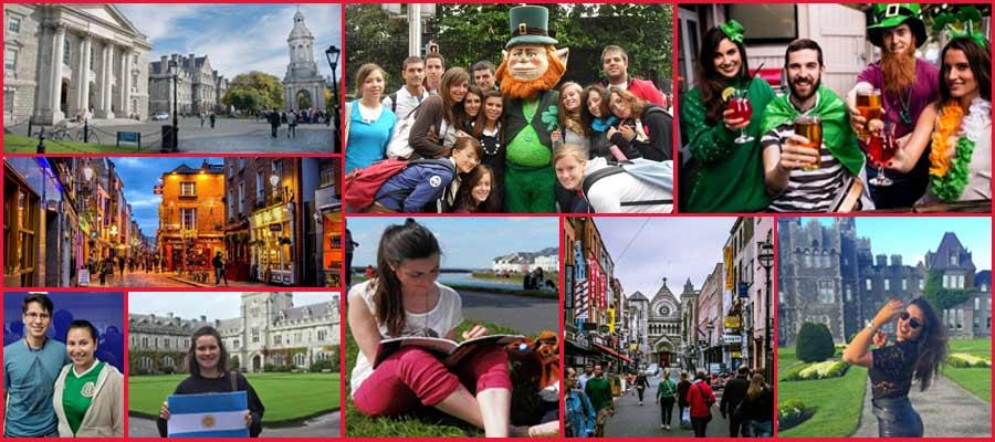 ¿Cuáles son los mejores países para estudiar en el extranjero? | Irlanda | Estudia Gratis - Sitio Web Oficial - becas.org.es