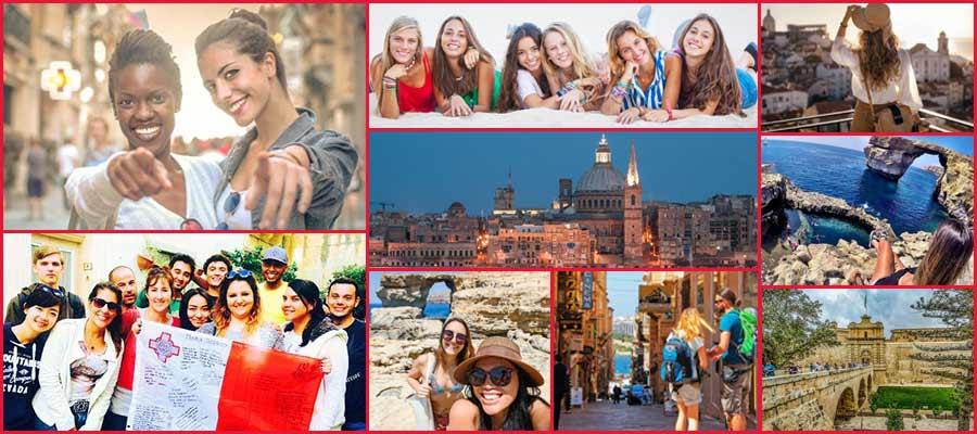 ¿Cuáles son los mejores países para estudiar en el extranjero? | Malta | Estudia Gratis - Sitio Web Oficial - becas.org.es
