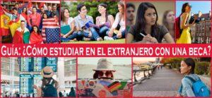 Guía: ¿Cómo estudiar en el extranjero con una beca? | Estudia Gratis - Sitio Web Oficial - becas.org.es
