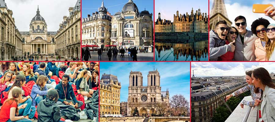 Becas Eiffel para estudiar en Francia | ¿Voila, pensando en ir a estudiar a Francia? | Estudia Gratis - Sitio Web Oficial - becas.org.es