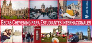 Becas Chevening para Estudiantes Internacionales (Reino Unido) | Estudia Gratis - Sitio Web Oficial - becas.org.es