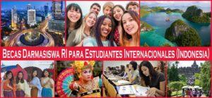 Becas Darmasiswa RI para Estudiantes Internacionales (Indonesia) | Estudia Gratis - Sitio Web Oficial - becas.org.es