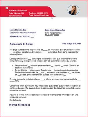 Ejemplos y Plantillas de una carta de motivos para descargar gratis | becas de trabajo | Estudia Gratis - Sitio Web Oficial - becas.org.es