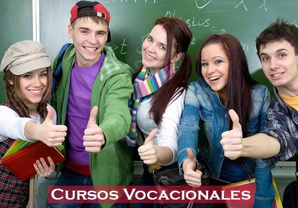 Cursos que puedes estudiar en el extranjero | Cursos vocacionales profesionales | Estudia Gratis - Sitio Web Oficial - becas.org.es