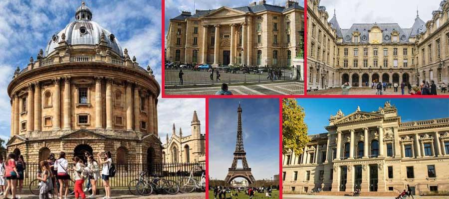 Becas para estudiar en el extranjero | Becas Eiffel | Estudia Gratis - Sitio Web Oficial - becas.org.es