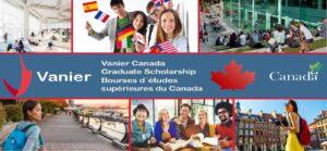 Becas de Posgrado y Cursos Vanier para Estudiantes Internacionales (Canadá) | Estudia Gratis - Sitio Web Oficial - becas.org.es